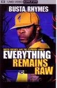Busta Rhymes - Everything Remains Raw [UMD Mini for PSP] from Eagle Rock