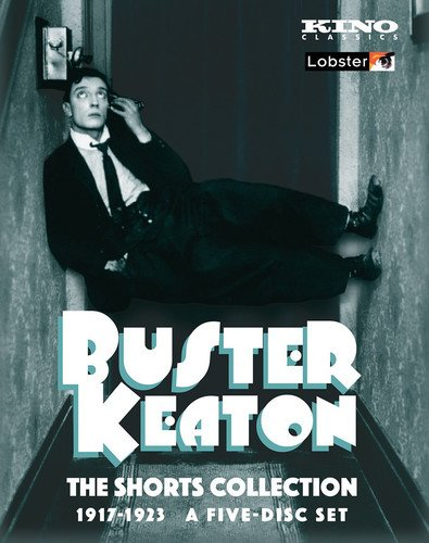 DVD - BUSTER KEATON: THE SHORTS COLLECTION 1917-1923 (5 DISCS) (1 DVD) from KINO INTERNATIONAL