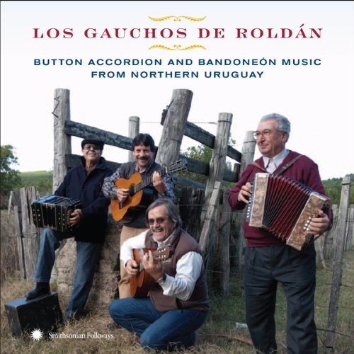 Button Accordion & Bandoneon Music from Northern Uruguay