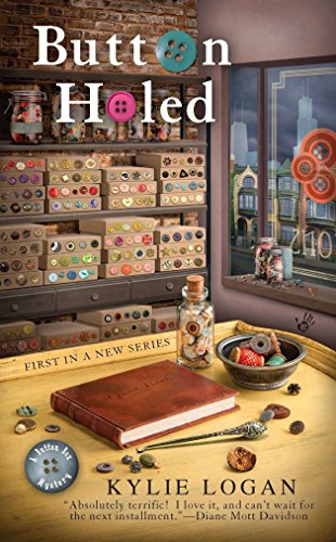 Button Holed (Button Box Mysteries) from Berkley Books