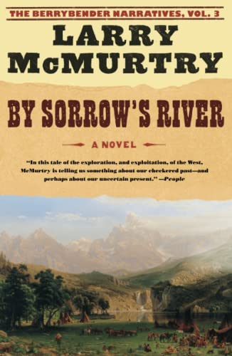 By Sorrow River: 3 (Berrybender Narratives) from Simon & Schuster