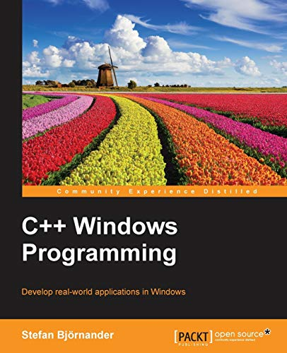C++ Windows Programming from Packt Publishing