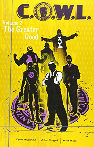 C.O.W.L. Volume 2: The Greater Good (Cowl Tp) from Image Comics
