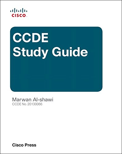 CCDE Study Guide (Quick Reference) from Cisco Press