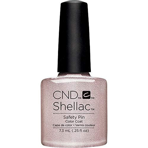 CND Shellac Nail Polish Safety Pin – 7 ml from CND