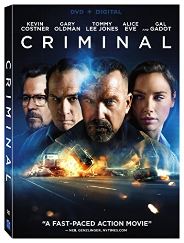 CRIMINAL from LIONSGATE