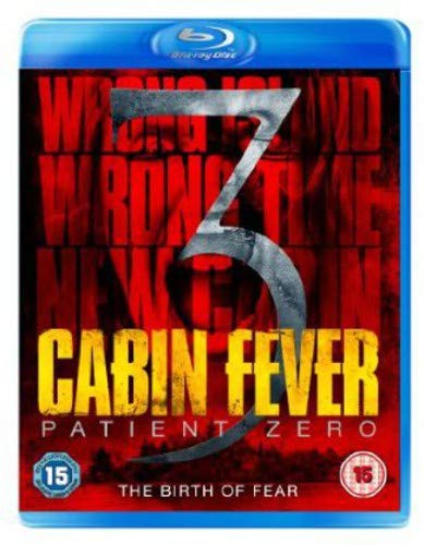 Cabin Fever 3 - Patient Zero [Blu-ray] from Signature Entertainment