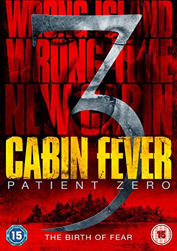 Cabin Fever 3 - Patient Zero [DVD] from Signature Entertainment