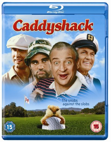 Caddyshack [Blu-ray] [1980] [Region Free] from Warner Home Video