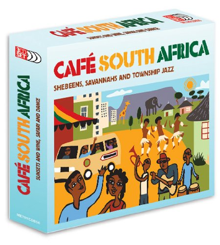 Cafe South Africa (3CD)