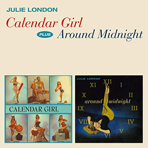 Calendar Girl + Around Midnight + bonus tracks from FINE AND MELLOW