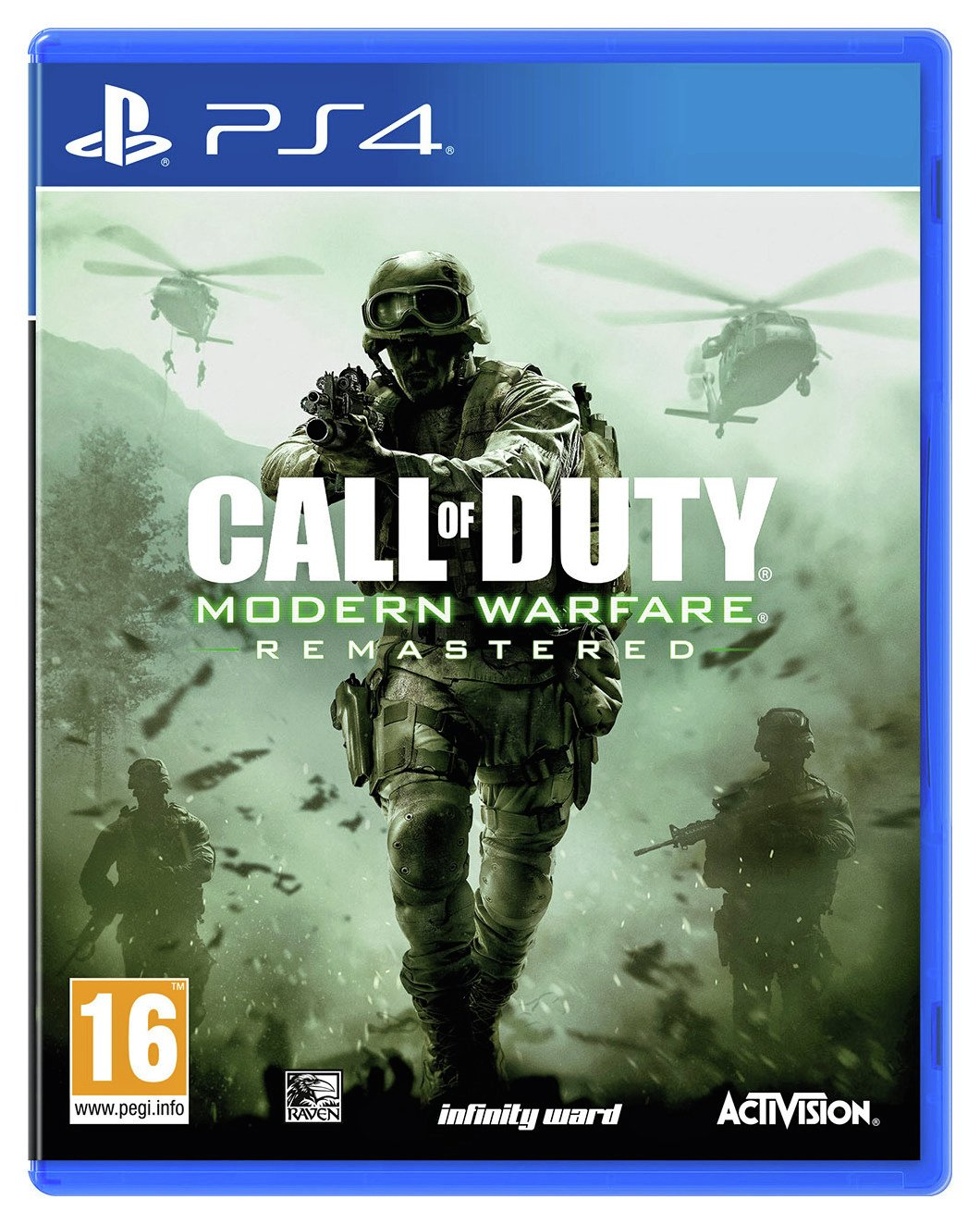 Call of Duty 4: Modern Warfare PS4 Game from call of duty