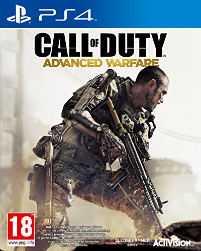 Call of Duty: Advanced Warfare (PS4) from ACTIVISION