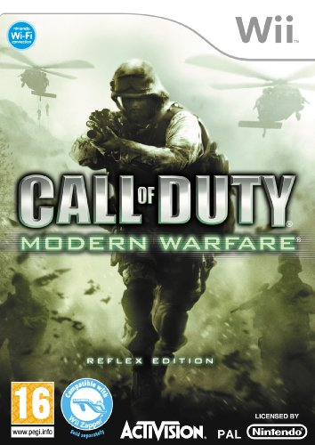 Call of Duty: Modern Warfare - Reflex (Wii) (Nintendo Wii) from ACTIVISION