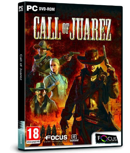 Call of Juarez (PC DVD) from FOCUS MULTIMEDIA