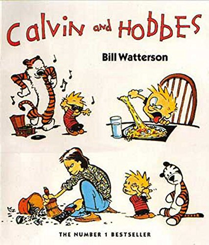 Calvin And Hobbes: The Calvin & Hobbes Series: Book One from Sphere