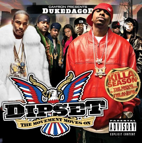 Cam'ron Pres. Dukedagod Dipset: Movement Moves [Us Import]