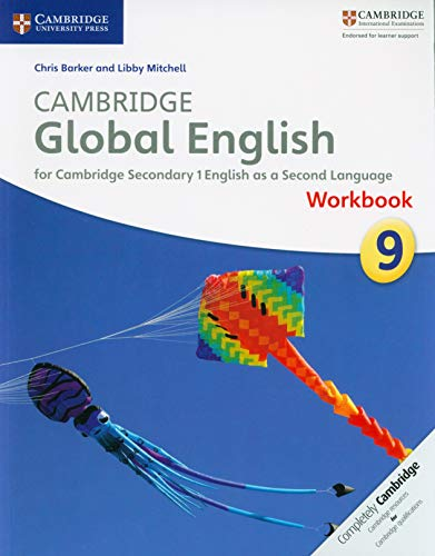 Cambridge Global English Stage 9 Workbook: for Cambridge Secondary 1 English as a Second Language (Cambridge International Examinations) from Cambridge University Press