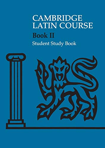 Cambridge Latin Course 2 Student Study Book from Cambridge University Press