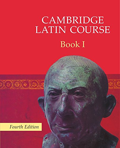 Cambridge Latin Course Book 1 from Cambridge University Press