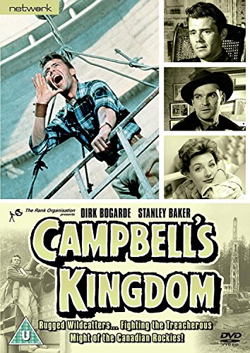 Campbell's Kingdom [DVD] [1957] from Network