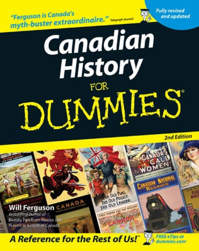 Canadian History for Dummies from For Dummies