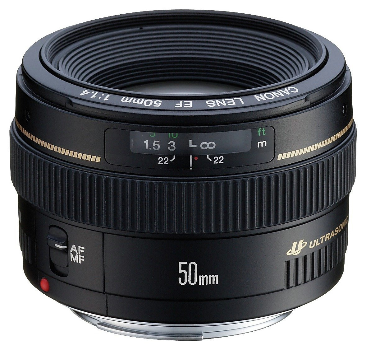 Canon EF 50mm f/1.4 USM Lens from Canon