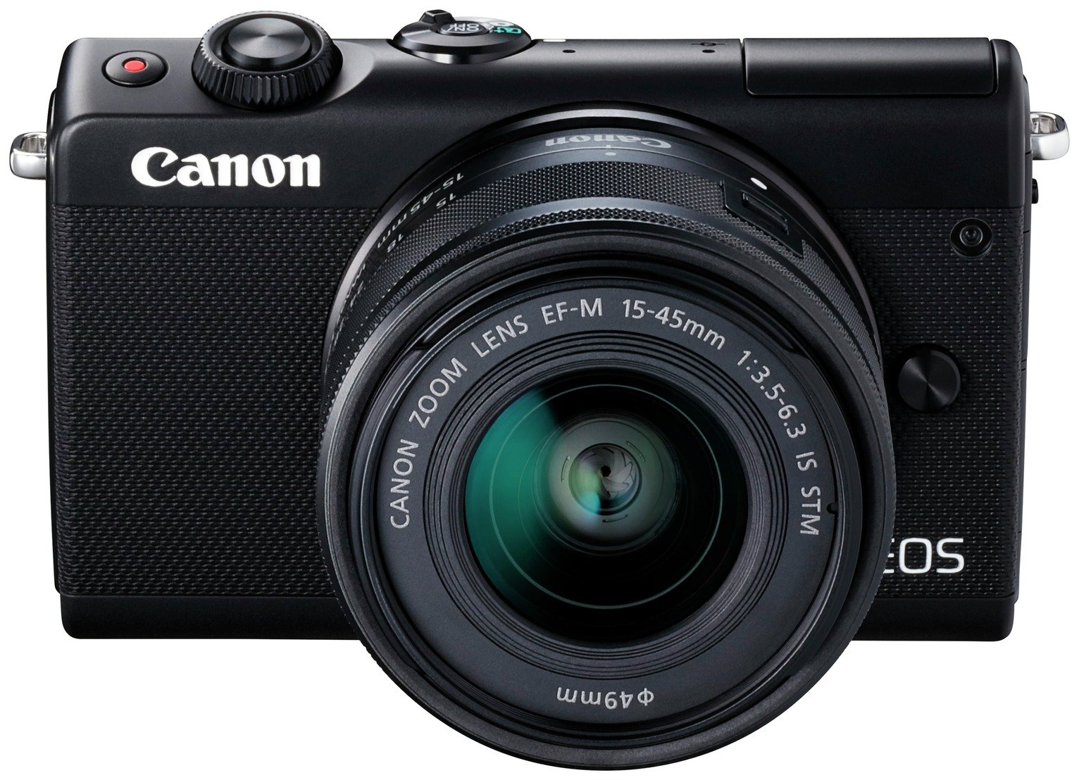 Canon EOS M100 Mirrorless Camera Wth 15-45mm Lens from Canon