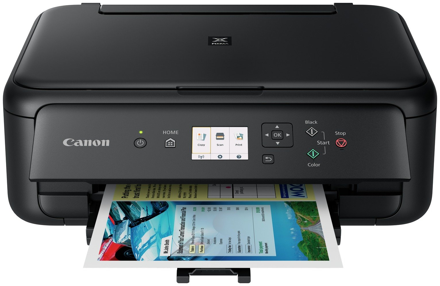 Canon PIXMA TS5150 Wireless Inkjet Printer from Canon