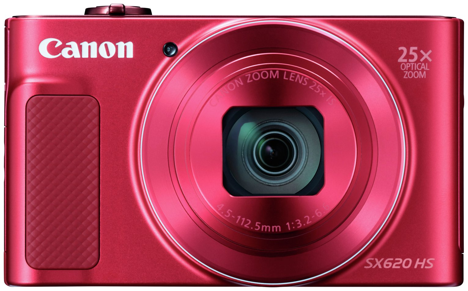 Canon PowerShot SX620 HS 20MP 25x Zoom Camera Bundle - Red from canon