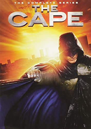 Cape: Complete Series [DVD] [Region 1] [US Import] [NTSC] from Universal