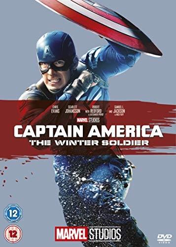 Captain America: The Winter Soldier [DVD] from Walt Disney Studios Home Entertainment