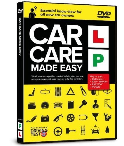 Car Care Made Easy (PC DVD) from Driving Test Success