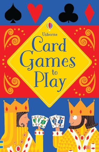 Card Games to Play: 1 (Snap Cards) from Usborne Publishing Ltd