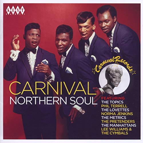 Carnival Northern Soul from KENT