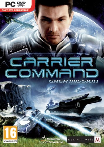 Carrier Command: Gaea Mission English (PC CD) from Mastertronic