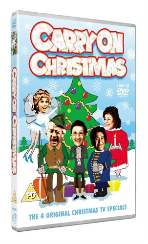 Carry On Christmas Specials [DVD] from Fremantle