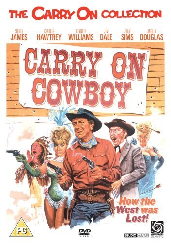 Carry On Cowboy [DVD] from Studiocanal