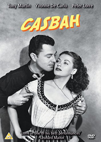 Casbah [DVD] from Simply Media