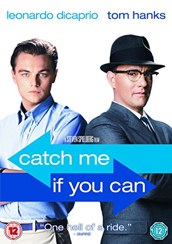 Catch Me If You Can [DVD] [2002] from Paramount Home Entertainment