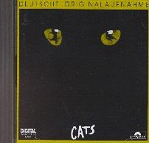 Cats(German Org Recording from Euro Parrot