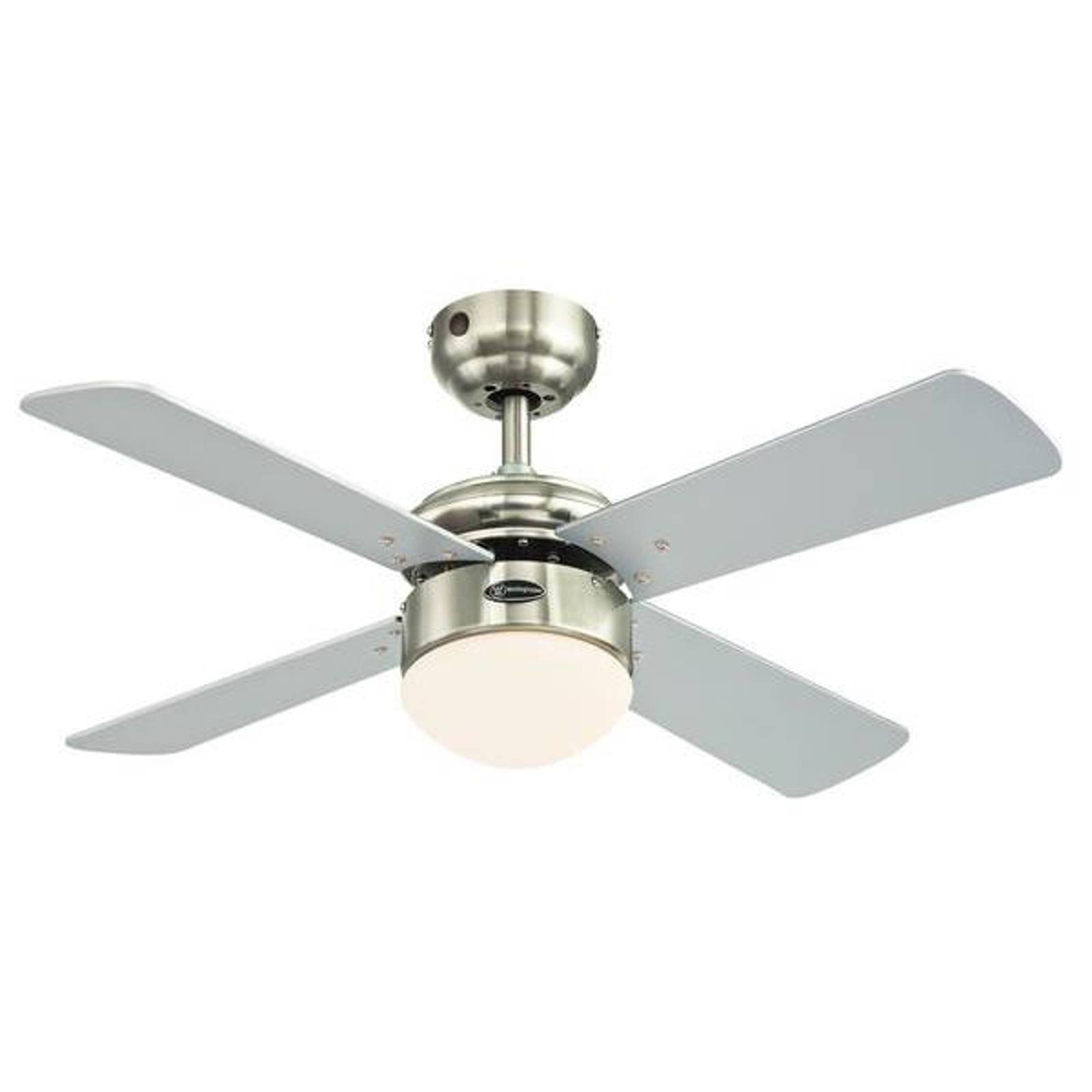 Ceiling fan Colosseum with LED light from Westinghouse