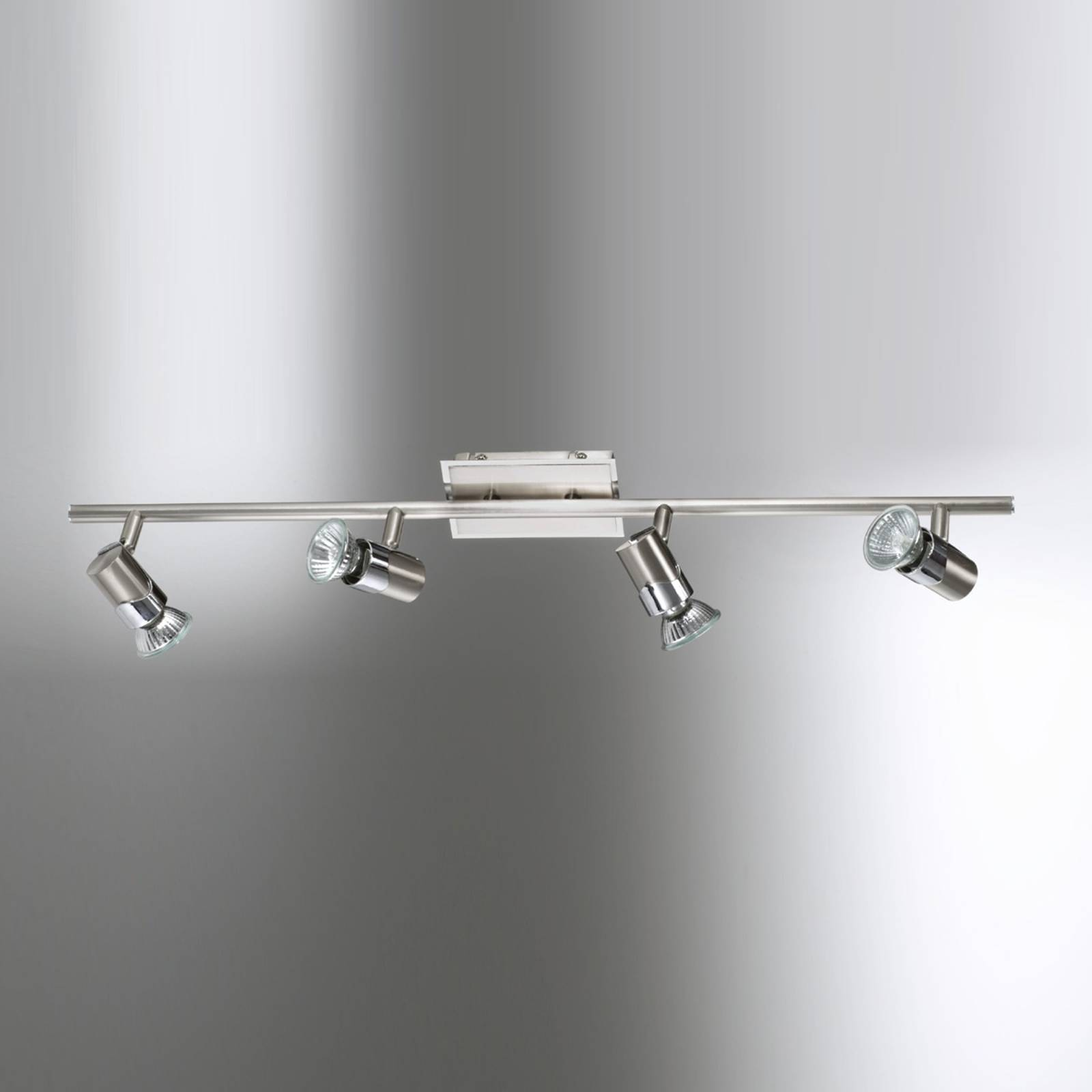 Ceiling light ALICE in a modern design from Fabas Luce