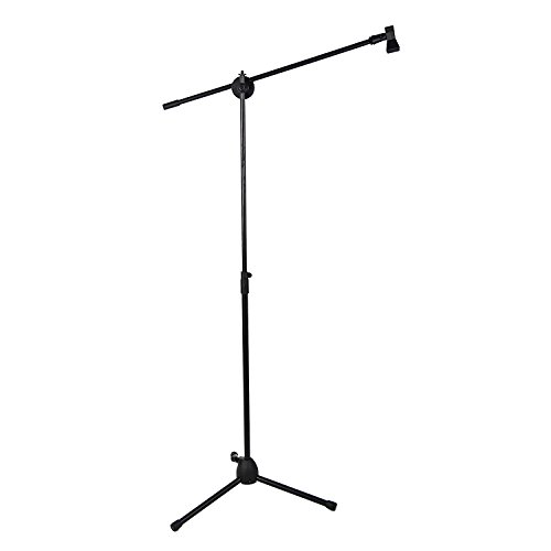 CellDeal Professional Boom Microphone Mic Stand Clips Holder Adjustable from CellDeal