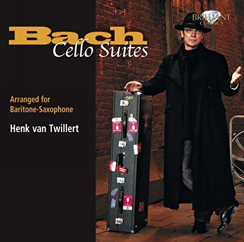 Cello Suites on Sax (Twillert)