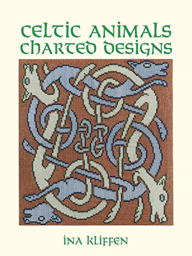 Celtic Animals Charted Designs (Dover Embroidery, Needlepoint) from Dover Publications Inc.
