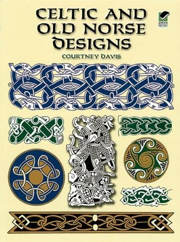 Celtic and Old Norse Designs (Dover Pictorial Archive) from Dover Publications Inc.