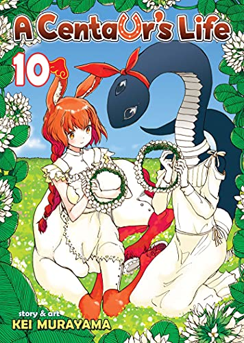 Centaur's Life Vol. 10, A from Seven Seas