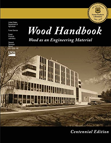 Centennial Edition: Wood Handbook: Wood as an Engineering Material from Createspace