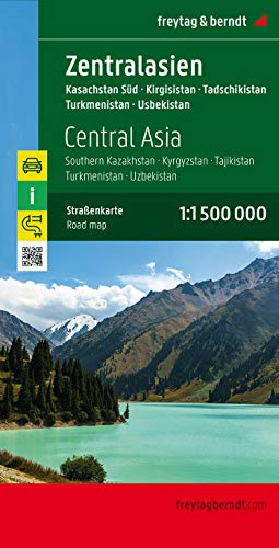 Central Asia f&b from Freytag-Berndt